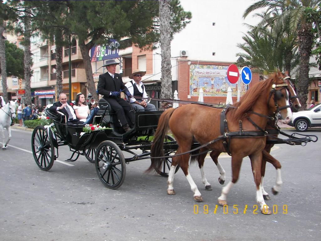 Feria de mayo, Torrevieja 2009