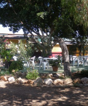 Terraza, Barbacoa