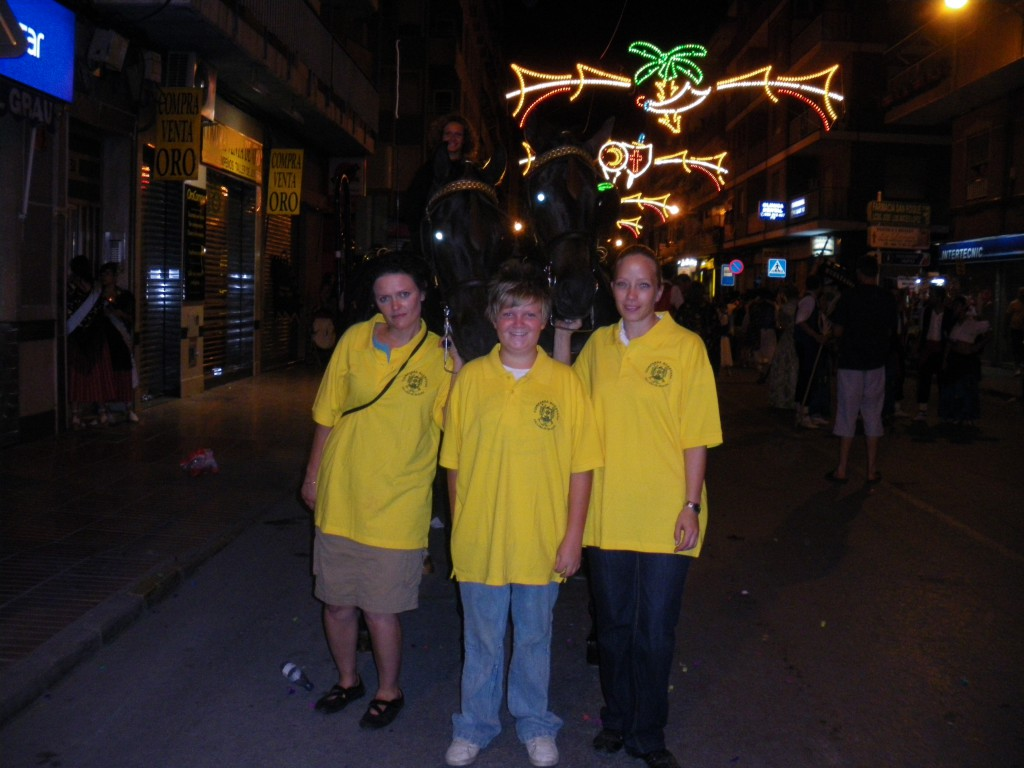 Fiestas de Callosa, 2010