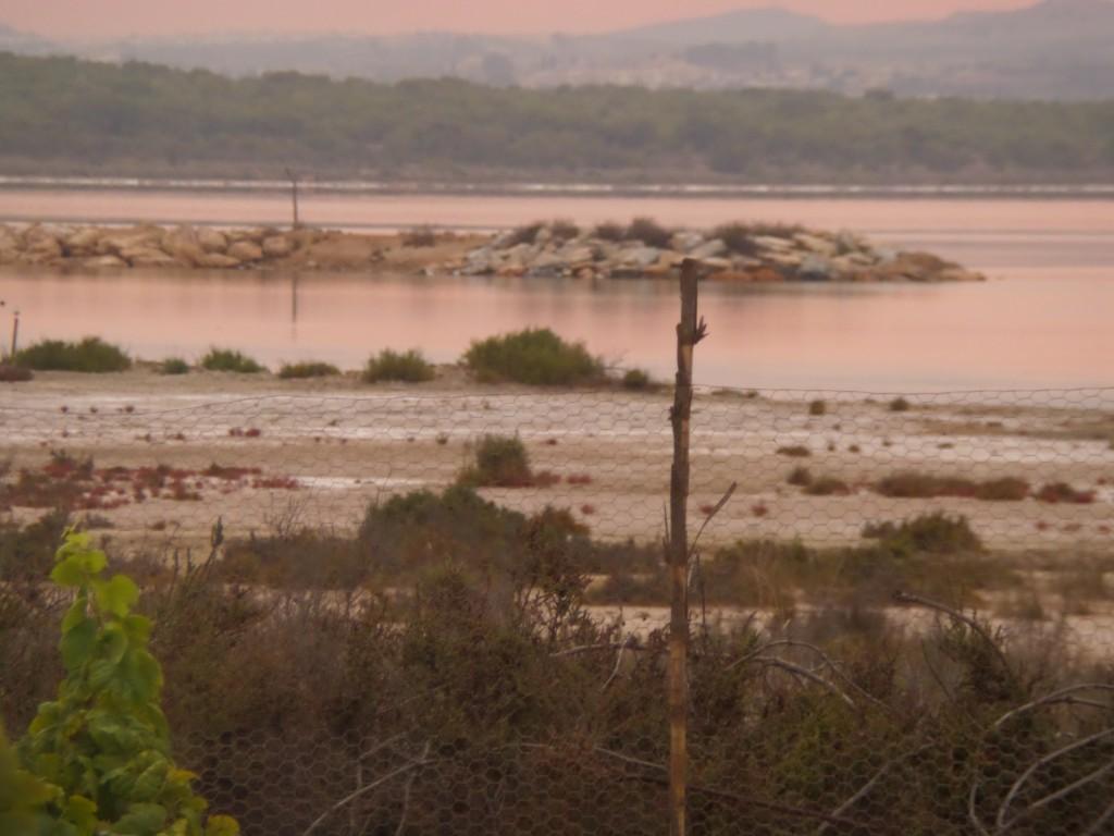 Laguna Azul de La Mata